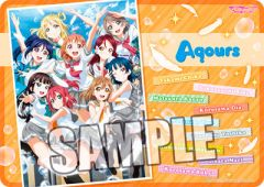 "Character Universal Rubber Mat ""Love Live! Sunshine!!"" by Broccoli"