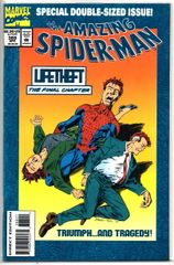 The Amazing Spider-Man #388 (1994) by Marvel Comics