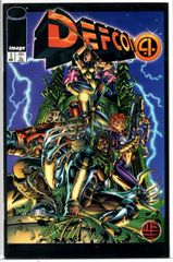 Defcon 4 #3 (1996) by Image Comics
