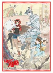 """Sleeve Collection HG """"Cells at Work!"""" Vol.1708 by Bushiroad"""