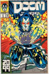 Doom 2099 #2 (1993) by Marvel Comics