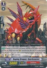 BT03/059EN (C) Raging Dragon, Sparksaurus