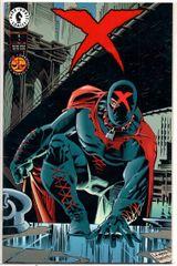X #1 (1994) by Dark Horse Comics