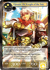 TTW-007 R - Gawain, the Knight of the Sun
