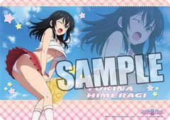 "Character Universal Rubber Mat ""Strike the Blood II (Himeragi Yukina)"" by Broccoli"