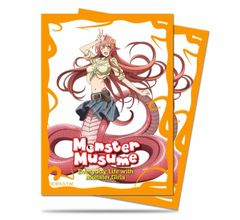 "Deck Protector Sleeves Standard Size ""Monster Musume (Miia)"" by Ultra PRO"