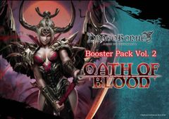 "DragoBorne -Rise to Supremacy- Booster Box Vol.2 ""Oath of Blood"" by Bushiroad"
