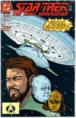 Star Trek: The Next Generation #43 (1993) by DC Comics