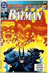Detective Comics: Batman #661 (1993) by DC Comics