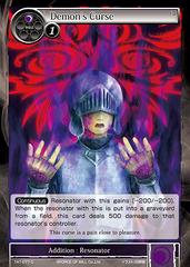 TAT-077 C - Demon's Curse