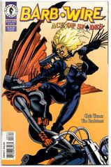 Barb Wire: Ace of Spades #3 (1996) by Dark Horse Comics