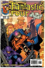 Fantastic Four #17 (1999) by Marvel Comics