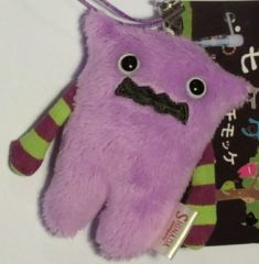 "Mokeke Strap Monster ""Gabu"" LV by Shinada"
