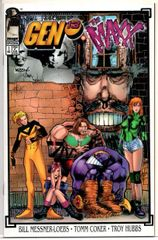 Gen 13 / Maxx #1 (1995) by Image Comics