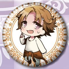 "Kimetto! Can Badge Collection ""Bungo Stray Dogs (Tanizaki Junichirou)"" by F.Heart"