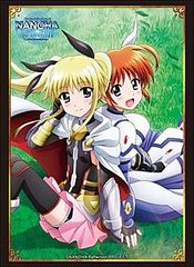 "Sleeve Collection HG ""Magical Girl Lyrical Nanoha Reflection (Nanoha & Fate) Part.2"" Vol.1649 by Bushiroad"