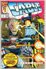Cable: Blood and Metal #1 (1992) by Marvel Comics