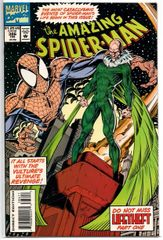The Amazing Spider-Man #386 (1994) by Marvel Comics