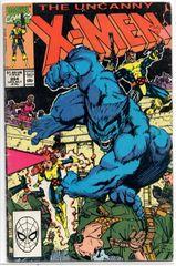 The Uncanny X-Men #264 (1990) by Marvel Comics