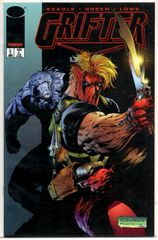 Grifter #5 (1995) by Image Comics