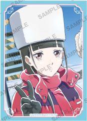 "Card Sleeve Vol.25 ""A Place Further than the Universe (Shirase)"" KS-75 by Kadokawa"