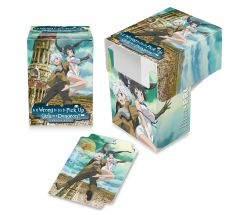 "Deck Box ""DanMachi: Is it Wrong to Try to Pick up Girls in a Dungeon? (Bell & Hestia)"" by Ultra PRO"
