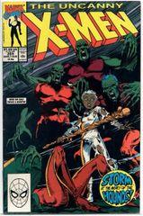 The Uncanny X-Men #265 (1990) by Marvel Comics