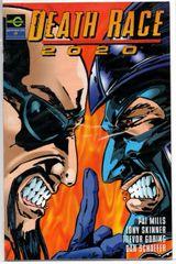 Death Race 2020 #4 (1995) by Roger Corman's Cosmic Comics