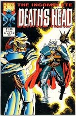 The Incomplete Death's Head #5 (1993) by Marvel UK