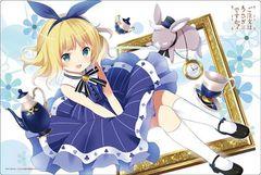 "Rubber Mat Collection ""Gochuumon wa Usagi Desu ka??: Is the Order a Rabbit?? (Sharo)"" Vol.86 by Bushiroad"