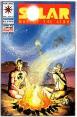 Solar, Man of the Atom #27 (1993) by Valiant
