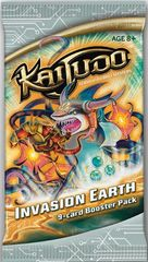 """Kaijudo """"Invasion Earth"""" Booster Pack"""