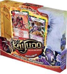 "Kaijudo Rise of the Duel Masters Battle Decks ""Tatsurion vs. Razorkinder"""