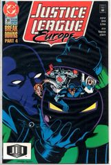 Justice League Europe #30 (1991) by DC Comics