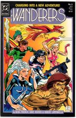 The Wanderers #6 (1988) by DC Comics
