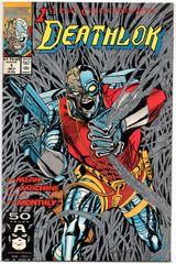 Deathlok #1 (1991) by Marvel Comics