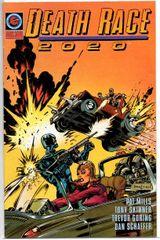 Death Race 2020 #5 (1995) by Roger Corman's Cosmic Comics