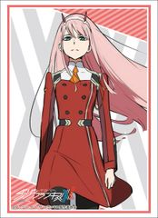 "Sleeve Collection HG ""Darling in the Franxx (Zero Two)"" Vol.1698 by Bushiroad"