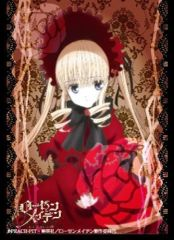 """Chara Sleeve Collection """"Rozen Maiden (Shinku)"""" No.231 by Movic"""