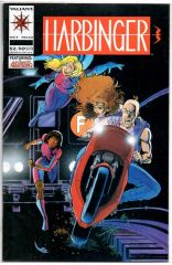 Harbinger #22 (1993) by Valiant