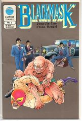 Blackmask #3 (1988) by Eastern Comics