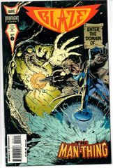 Blaze #2 (1994) by Marvel Comics