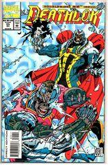 Deathlok #25 (1993) by Marvel Comics