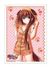 """Sleeve Collection HG """"Maji de Watashi ni Koishinasai! S (Kawakami Kazuko)"""" Vol.625 by Bushiroad"""