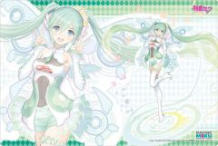 "Rubber Mat Collection ""Racing Miku 2017"" Vol.108 by Bushiroad"