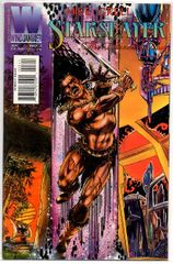 Starslayer: The Director's Cut #3 (1995) by Acclaim Comics
