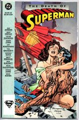 The Death of Superman #1 (1993) by DC Comics