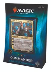 "Magic the Gathering Commander ""Adaptive Enchantment"""