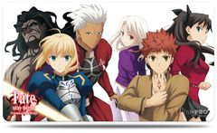 """Play Mat """"Fate/stay night (Group)"""" by Ultra PRO"""