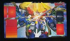 "Cardfight Vanguard G Rubber Mat ""Cosmic Roar (99th-gen Dimensional Robo Commander, Great Daiearth)"" by Bushiroad"